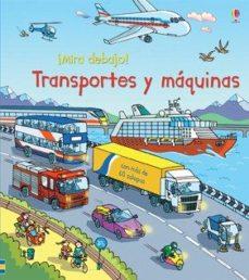 TRANSPORTES Y MAQUINAS MIRA DEBAJO