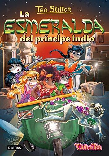 TS 12 LA ESMERALDA DEL PRINCIPE INDIO