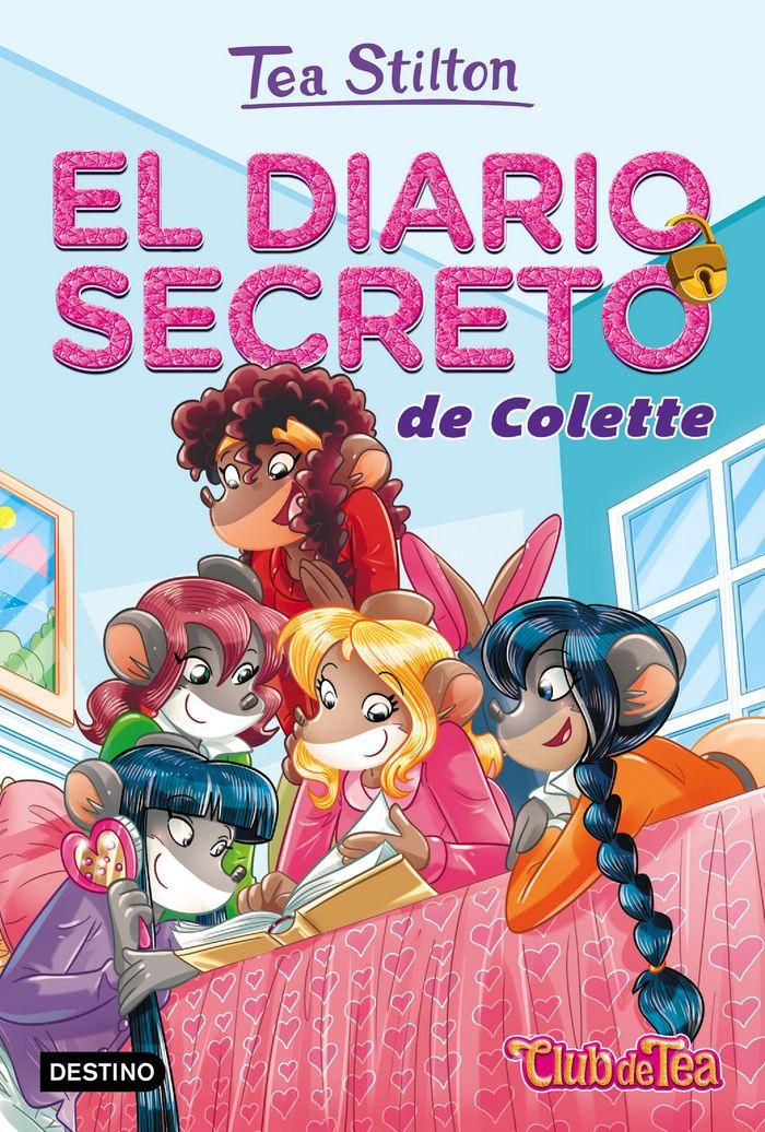 TS 2 EL DIARIO SECRETO DE COLETTE