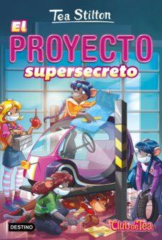 TS 5 EL PROYECTO SUPERSECRETO