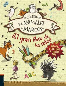 EL COLEGIO DE LOS ANIMALES MAGICOS