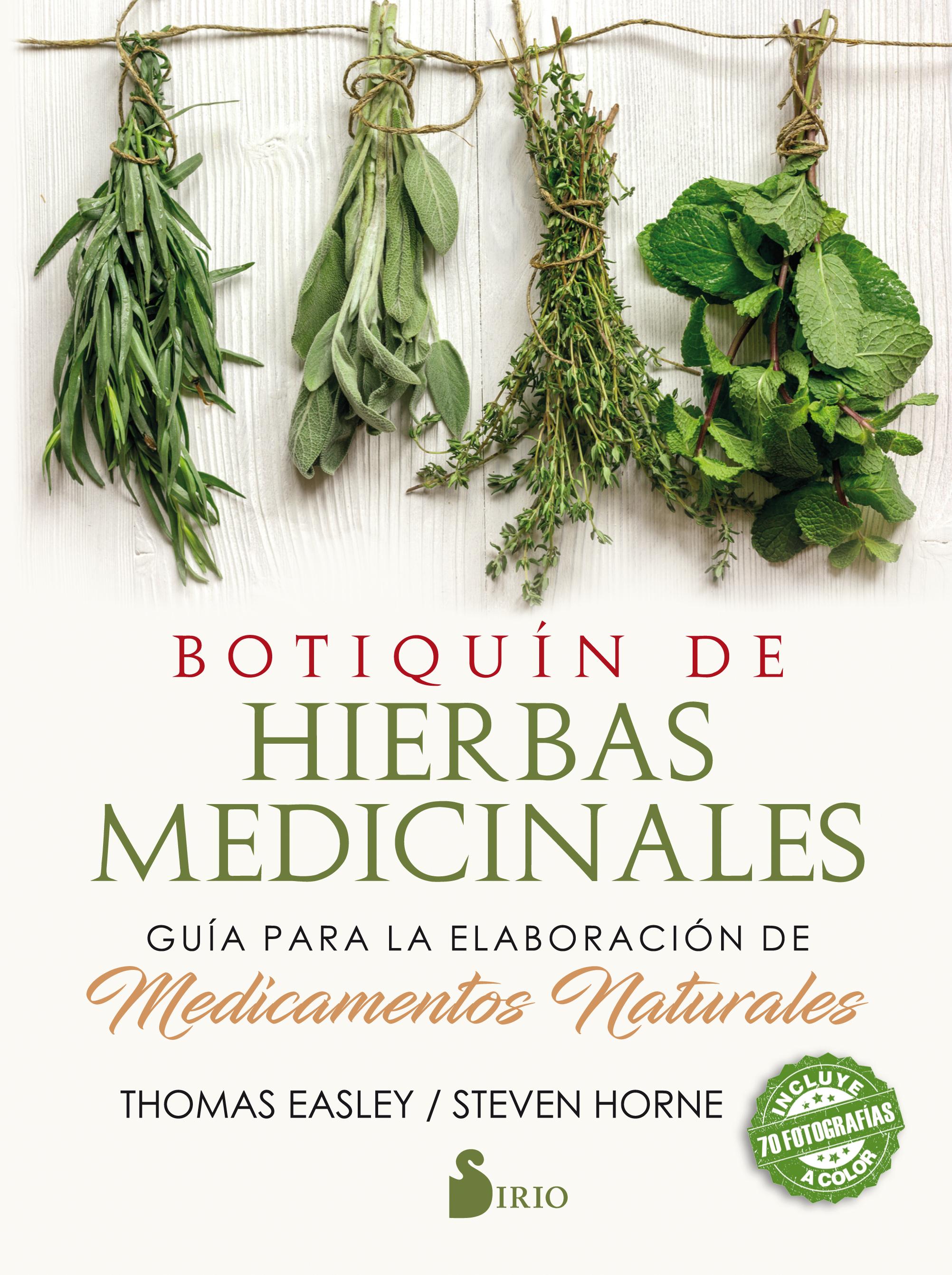 BOTIQUIN DE HIERBAS MEDICINALES