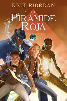 LAS CRONICAS DE KANE 1 LA PIRAMIDE ROJA COMIC