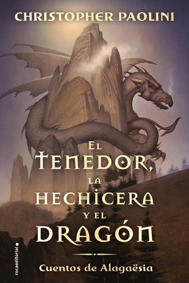 EL TENEDOR LA HECHICERA Y EL DRAGON