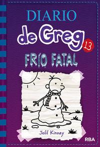 DIARIO DE GREG 13 FRIO FATAL TD