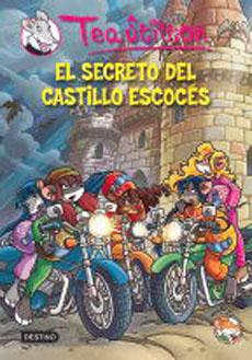 TEA STILTON 9 EL SECRETO DEL CASTILLO ESCOCES