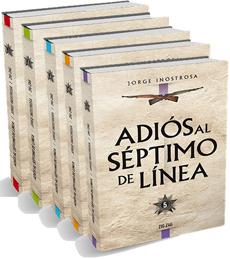 ADIOS AL SEPTIMO DE LINEA 5 TOMOS