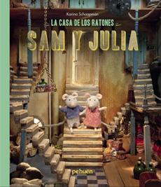 LA CASA DE LOS RATONES SAM Y JULIA