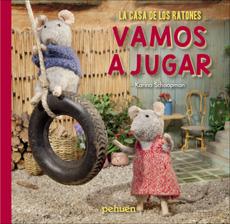 LA CASA DE LOS RATONES VAMOS A JUGAR