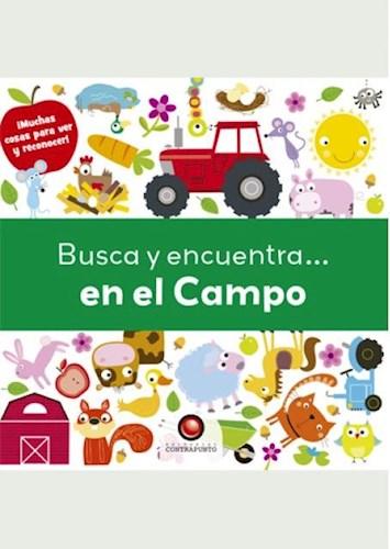 BUSCA Y ENCUENTRA EN EL CAMPO