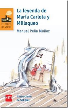 LA LEYENDA DE MARIA CARLOTA Y MILLAQUEO