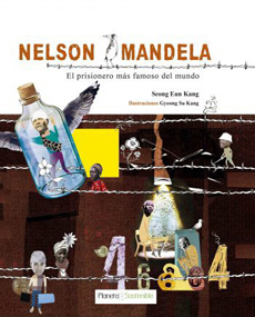 NELSON MANDELA EL PRISIONERO MAS FAMOSO DEL MUNDO