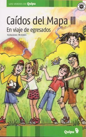 CAIDOS DEL MAPA III EN VIAJE DE EGRESADOS