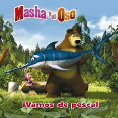 MASHA Y EL OSO VAMOS DE PESCA