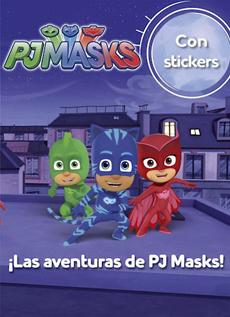 LAS AVENTURAS DE PJ MASKS