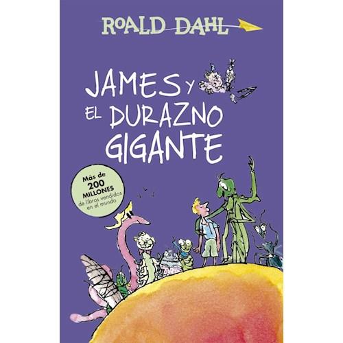 JAMES Y EL DURAZNO GIGANTE