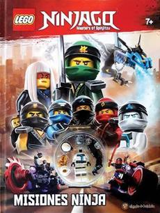 LEGO NINJAGO MISIONES NINJA