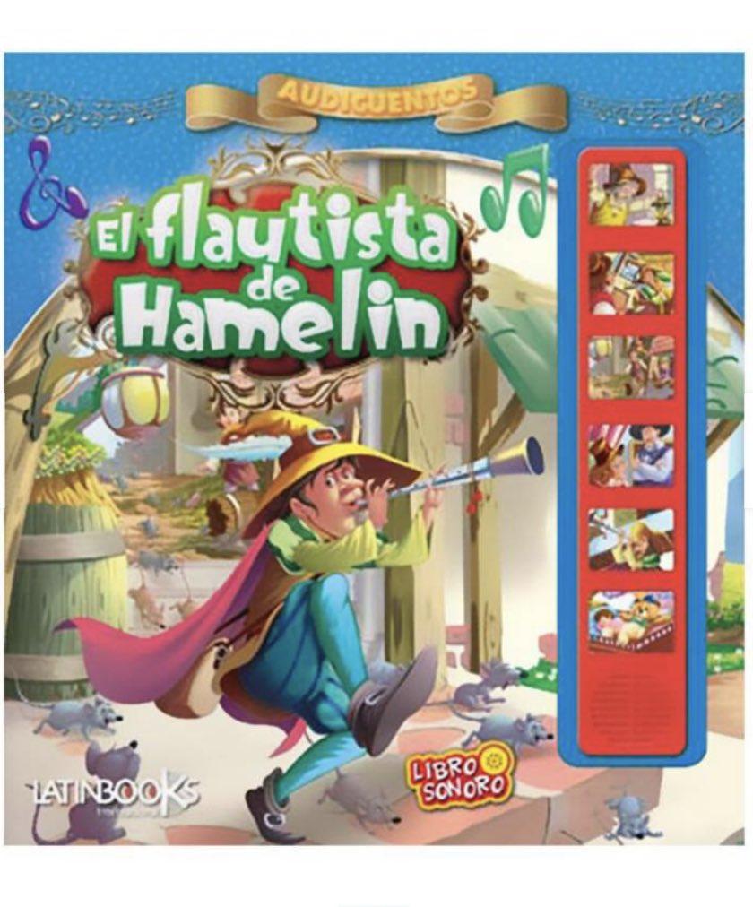 EL FLAUTISTA DE HAMELIN AUDICUENTOS