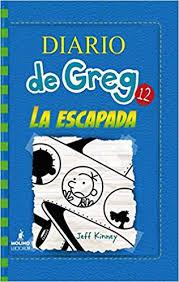DIARIO DE GREG 12 LA ESCAPADA RUSTICA