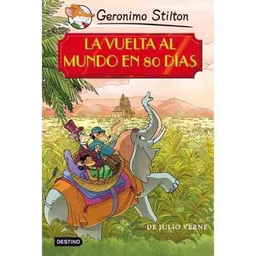 GS LA VUELTA AL MUNDO EN 80 DIAS