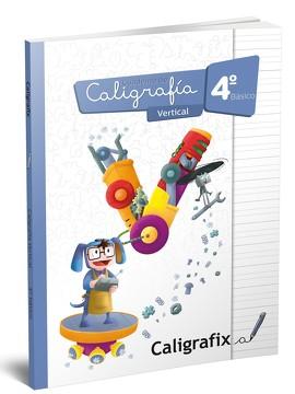 CALIGRAFIA EN CUADRICULA 4 BASICO CALIGRAFIX