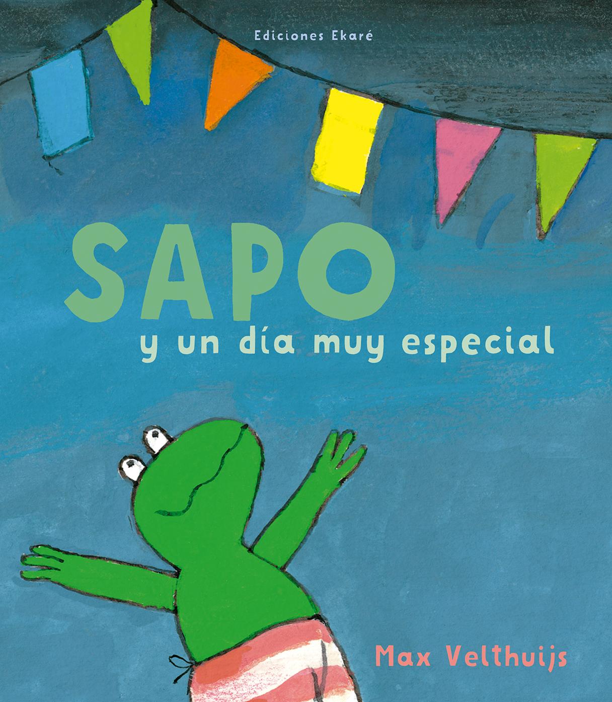 SAPO Y UN DIA MUY ESPECIAL