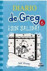 DIARIO DE GREG 6 SIN SALIDA RUSTICO