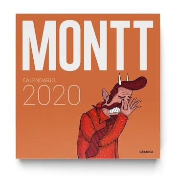 CALENDARIO DE PARED MONTT 2020