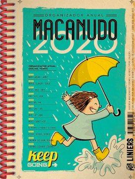 AGENDA 2020 MACANUDO LLUVIA ANILLADA