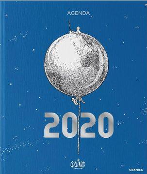 AGENDA 2020 QUINO ENCUADERNADA AZUL