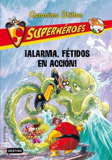 GS SUPERHEROES 8 ALARMA FETIDOS EN ACCION