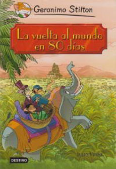 GS LA VUELTA AL MUNDO EN 80 DIAS DESTINO EDITORIAL PLANETA CHILENA SA