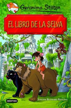 GS EL LIBRO DE LA SELVA