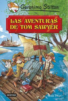 G.S. LAS AVENTURAS DE TOM SAWYER