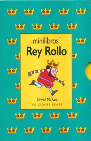 MINILIBROS REY ROLLO