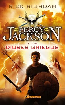 PERCY JACKSON Y LOS DIOSES GRIEGOS