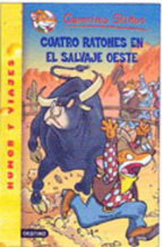 G.S 27 CUATRO RATONES EN EL SALVAJE OESTE
