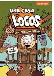 UNA LOCURA DE FAMILIA THE LOUD HOUSE 3