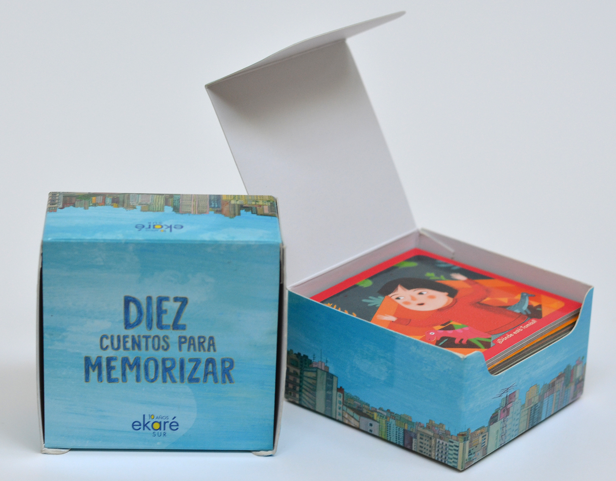 MEMORICE DIEZ CUENTOS PARA MEMORIZAR
