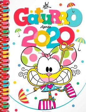 AGENDA 2020 GATURRO AGATHA ANILLADA