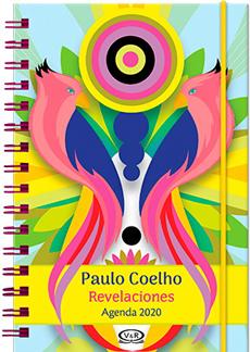 AGENDA 2020 PAULO COELHO PAJAROS ANILLADA