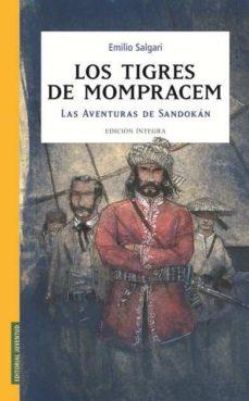 LOS TIGRES DE MOMPRACEM LAS AVENTURAS DE SANDOKAN