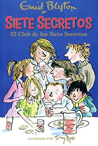 SIETE SECRETOS EL CLUB DE LOS SIETE SECRETOS