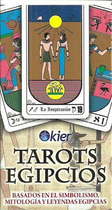 TAROTS EGIPCIOS MAZO DE TAROTS