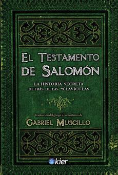 EL TESTAMENTO DE SALOMON