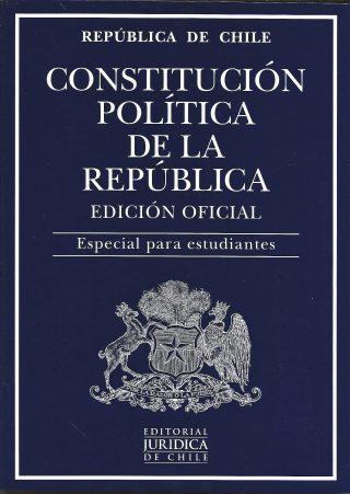 CONSTITUCION POLITICA DE LA REPUBLICA ESTUDIANTES EDICION 2020