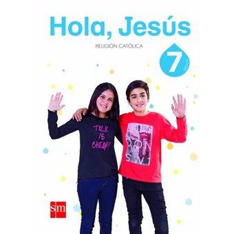 RELIGION 7 BASICO HOLA JESUS