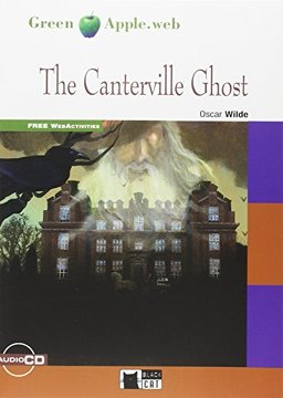 THE CANTERVILLE GHOST+CD GREEN APPLE