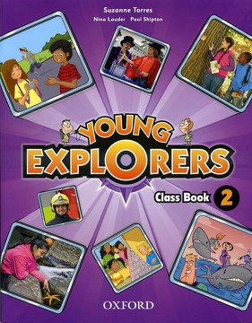 YOUNG EXPLORERS L2: COURSE BOOK