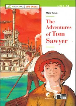 THE ADVENTURES OF TOM SAWYER+CD-ROM